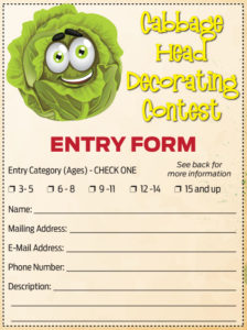 Cabbage head entry