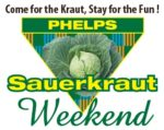 Phelps Sauerkraut Weekend