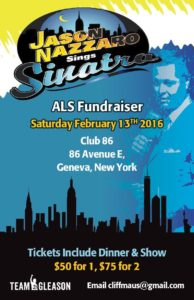 ALS Fundraiser @ Club 86 | Geneva | New York | United States